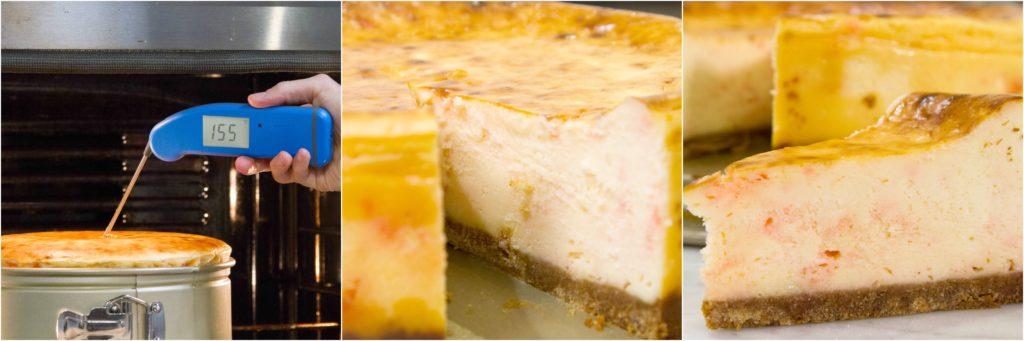 Cheesecake High Heat 2