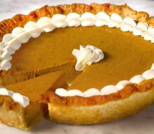 Silky Pumpkin Pie 11