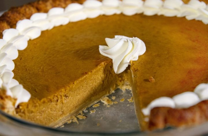Secrets to Silky Pumpkin Pie