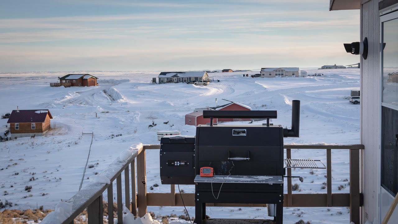 Cold Weather Smoking: Baby Back Ribs   ThermoWorks