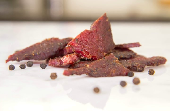 Smoked Beef Jerky Made at Home—Safely