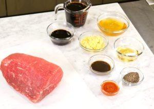 Beef Jerky Ingredient Edit