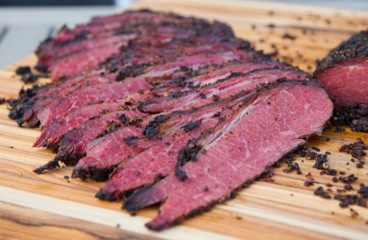 How to Make Smoked Pastrami