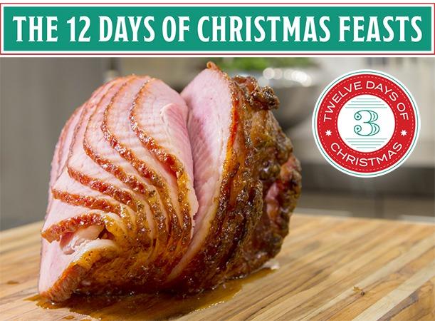 Double-Smoked & Glazed Ham