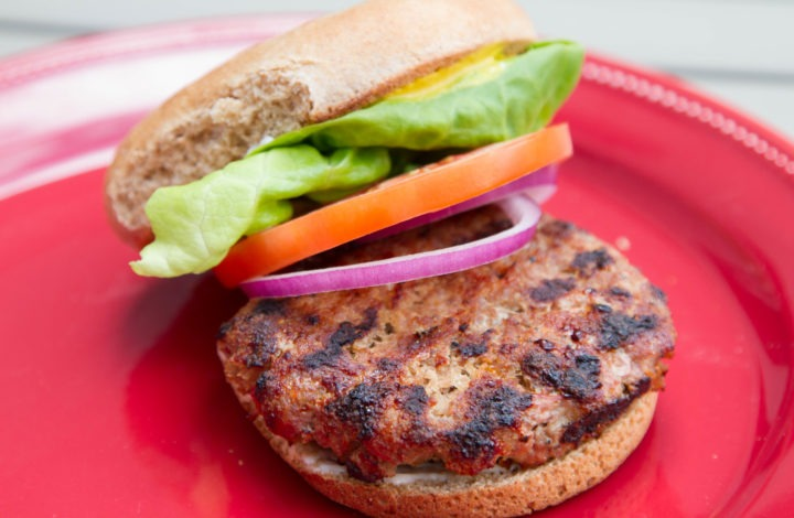 Juicy Turkey Burgers on the Grill? Don't Overcook!