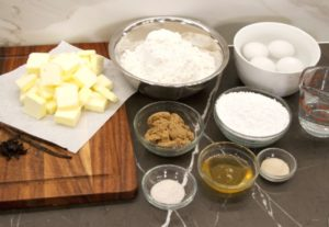 Waffle Ingredients
