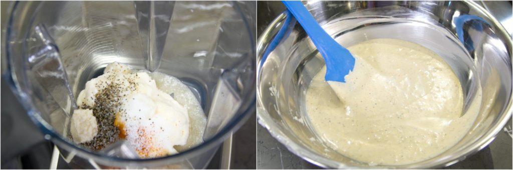How to make Alabama white sauce.