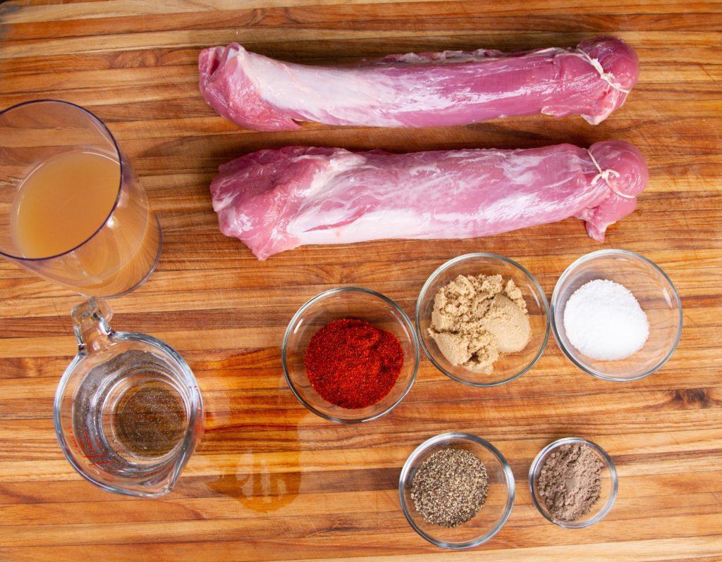 Pork tenderloin cooking time