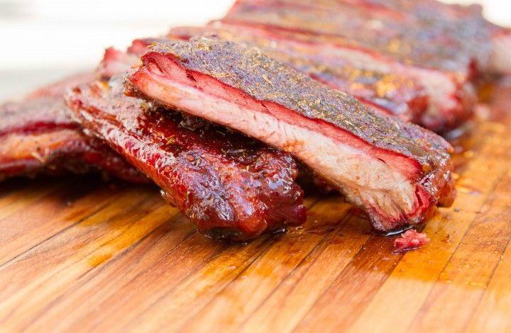 Competition-Style BBQ Ribs