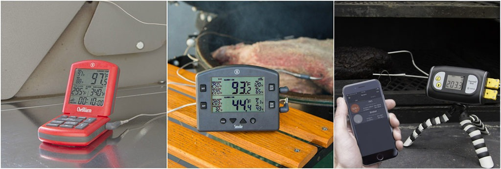 ThermoWorks Cooking Alarms