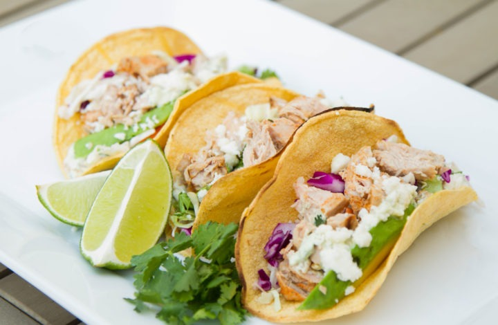 Grilled Fish Tacos Made Easy