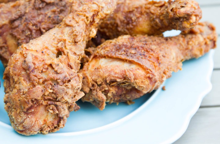 How to Make Fried Chicken: Deep-Frying Thermal Tips