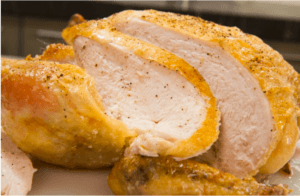 Roasted Chicken: Key Temperature Post