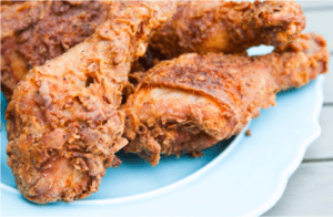 Fried Chicken - Temperature Tips Post