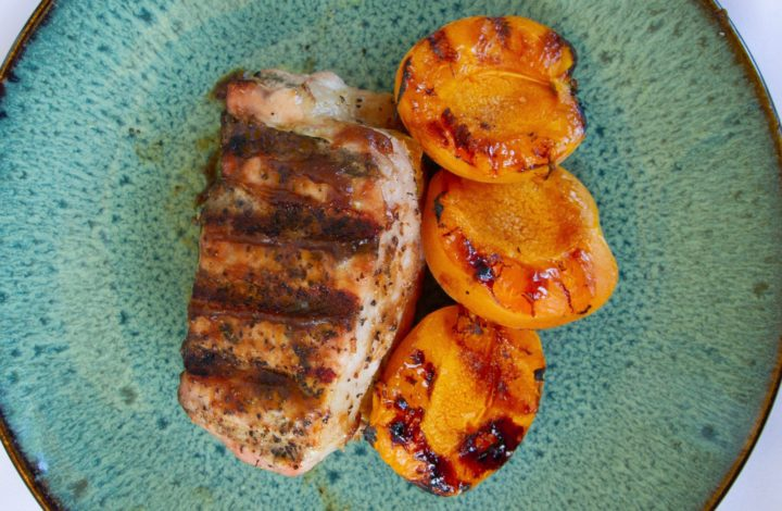 Grilling Thick Pork Chops: Thermal Know-how Is Key