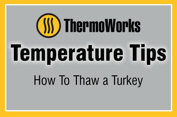 How to Thaw a Turkey Banner