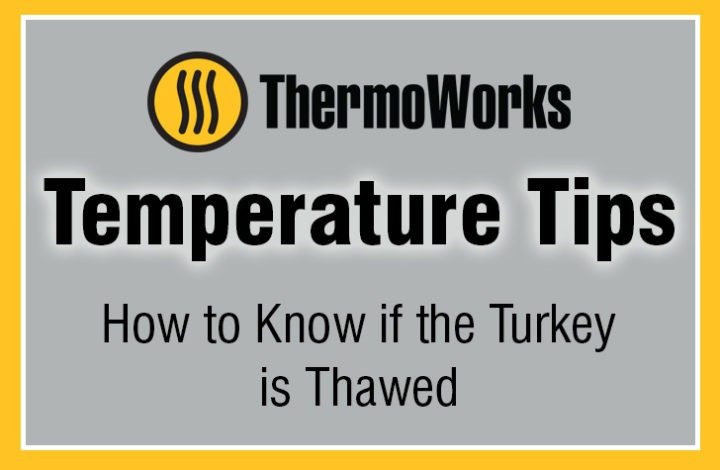 How to Know if the Turkey is Thawed