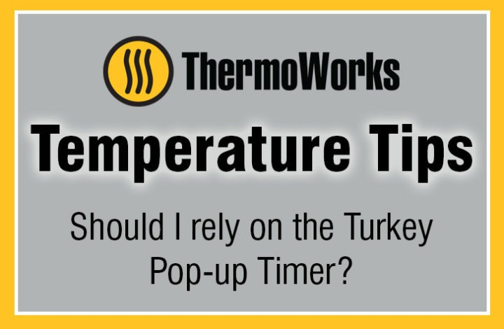 Should I rely on the Turkey Pop-up Timer?