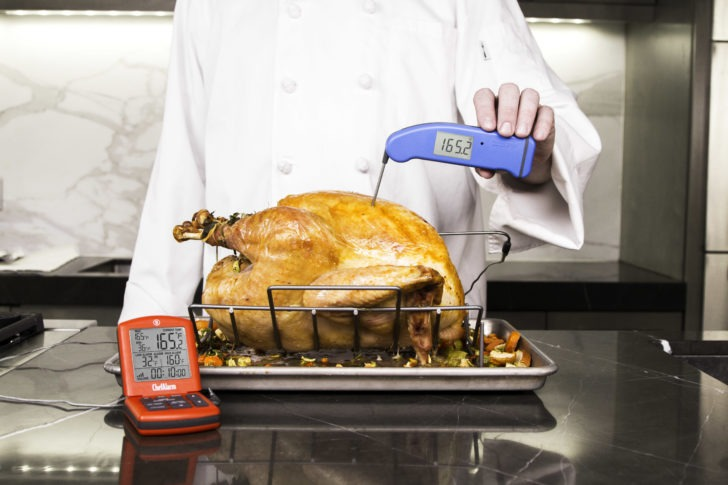 Turkey temperatures and how to cook