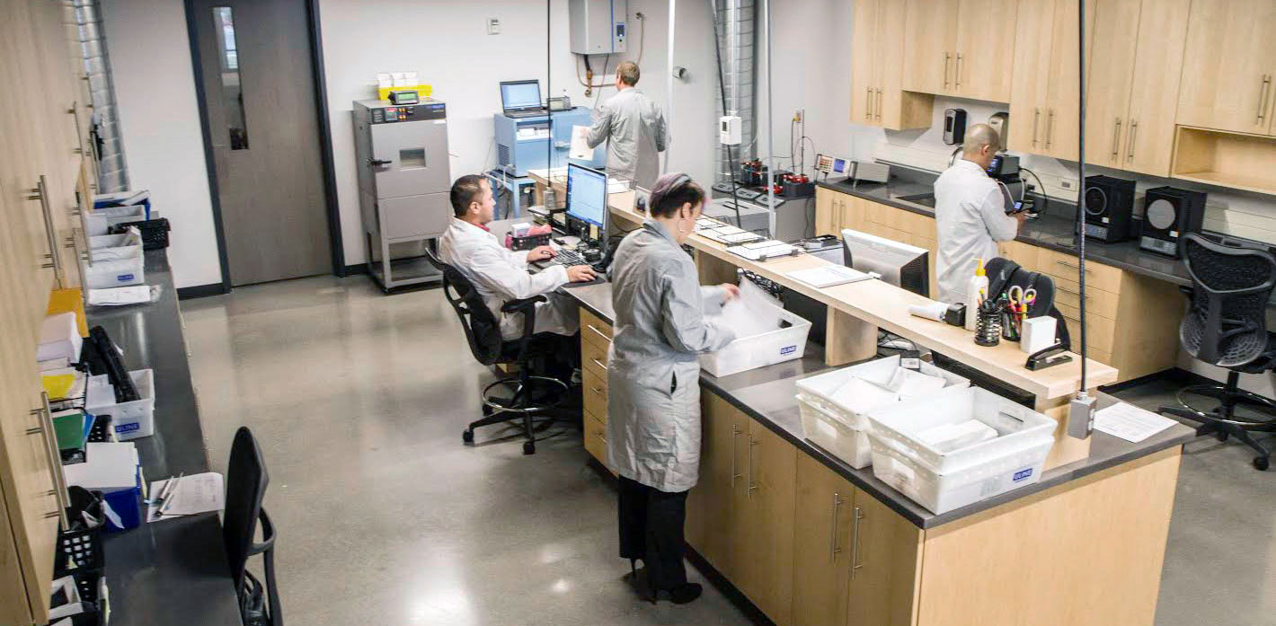 ThermoWorks' Calibration Laboratory is accredited by A2LA (American Association for Laboratory Accreditation