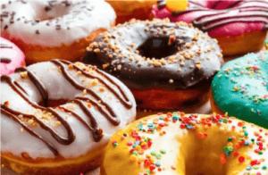 Doughnuts Banner