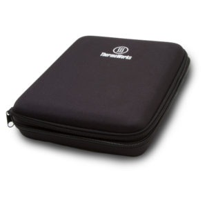 Zippered storage case