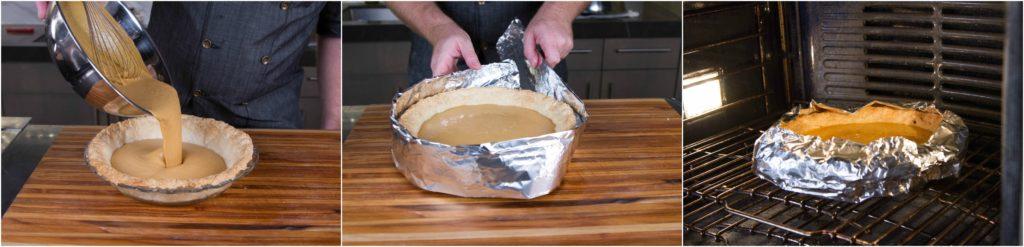 Bake the pie!