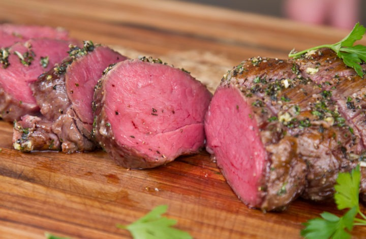 Simple, Perfect Roast Beef Tenderloin