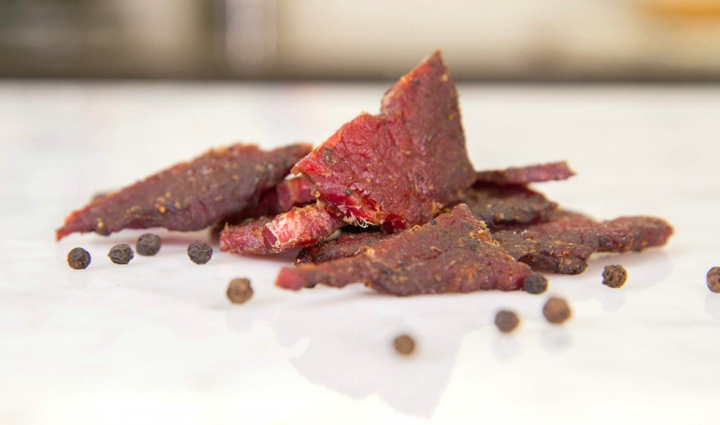 How to cook Beef Jerky Post