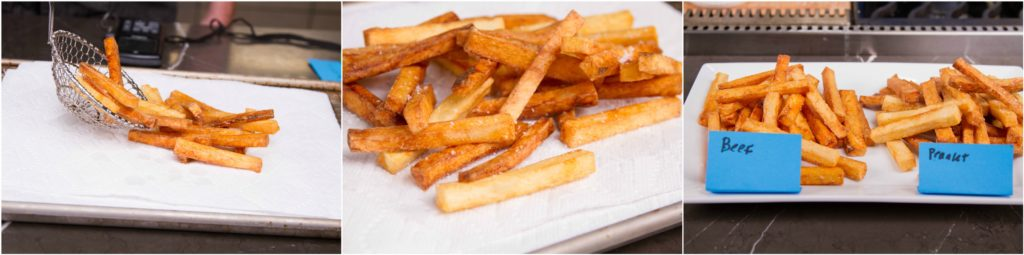 Homemade fries as good as any restaurants'