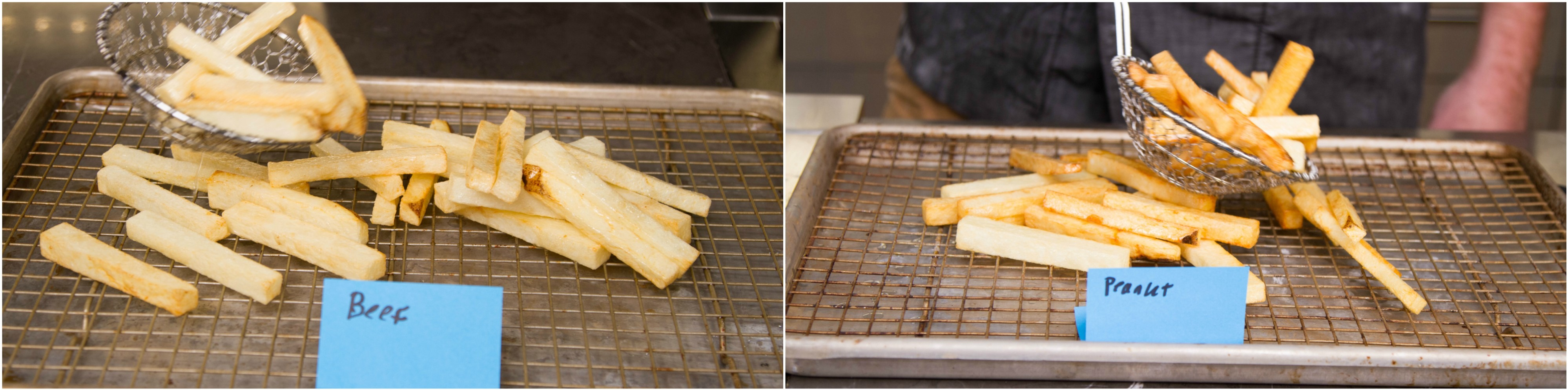 Homemade French Fries: Choosing an Oil | ThermoWorks