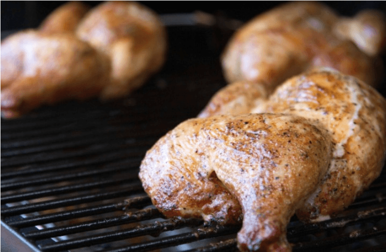 How to BBQ chicken blog post