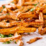 How to make french fries, easy method