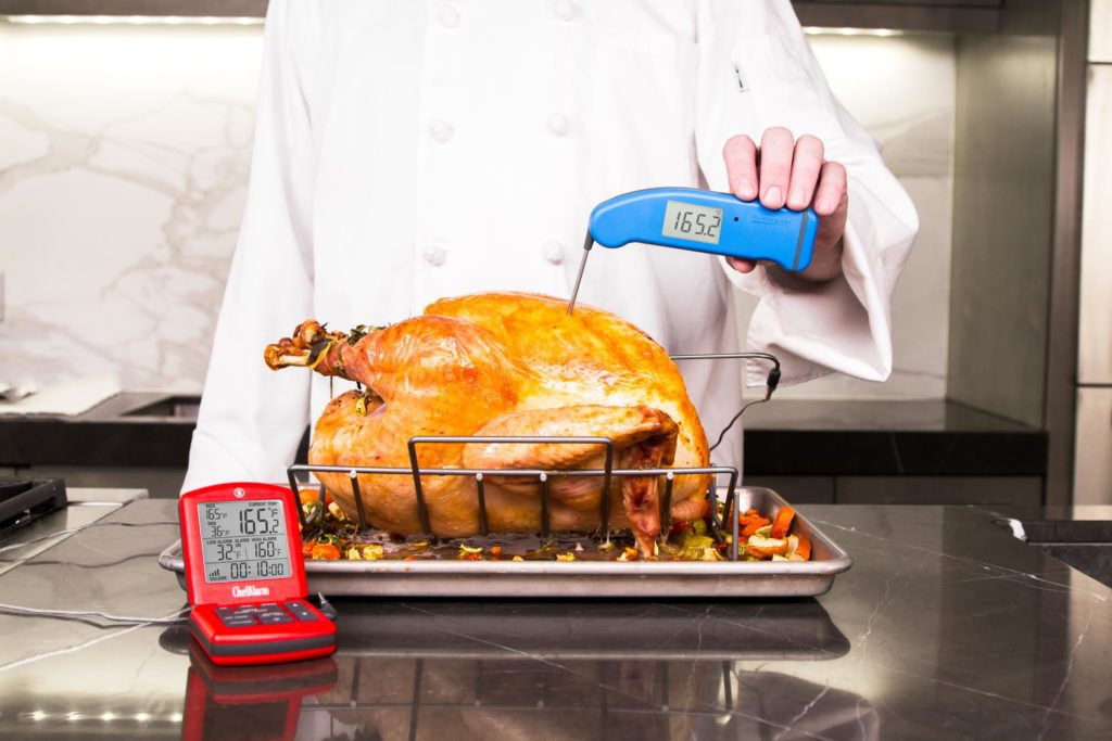 Thermometers for food safety and quality