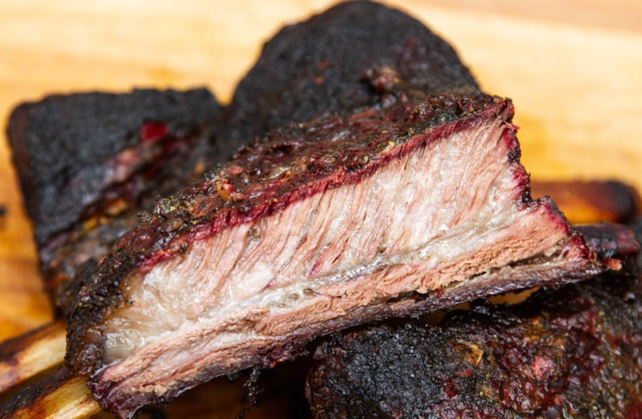 Smoked Beef Short Ribs: Temperature Is the Recipe for Success