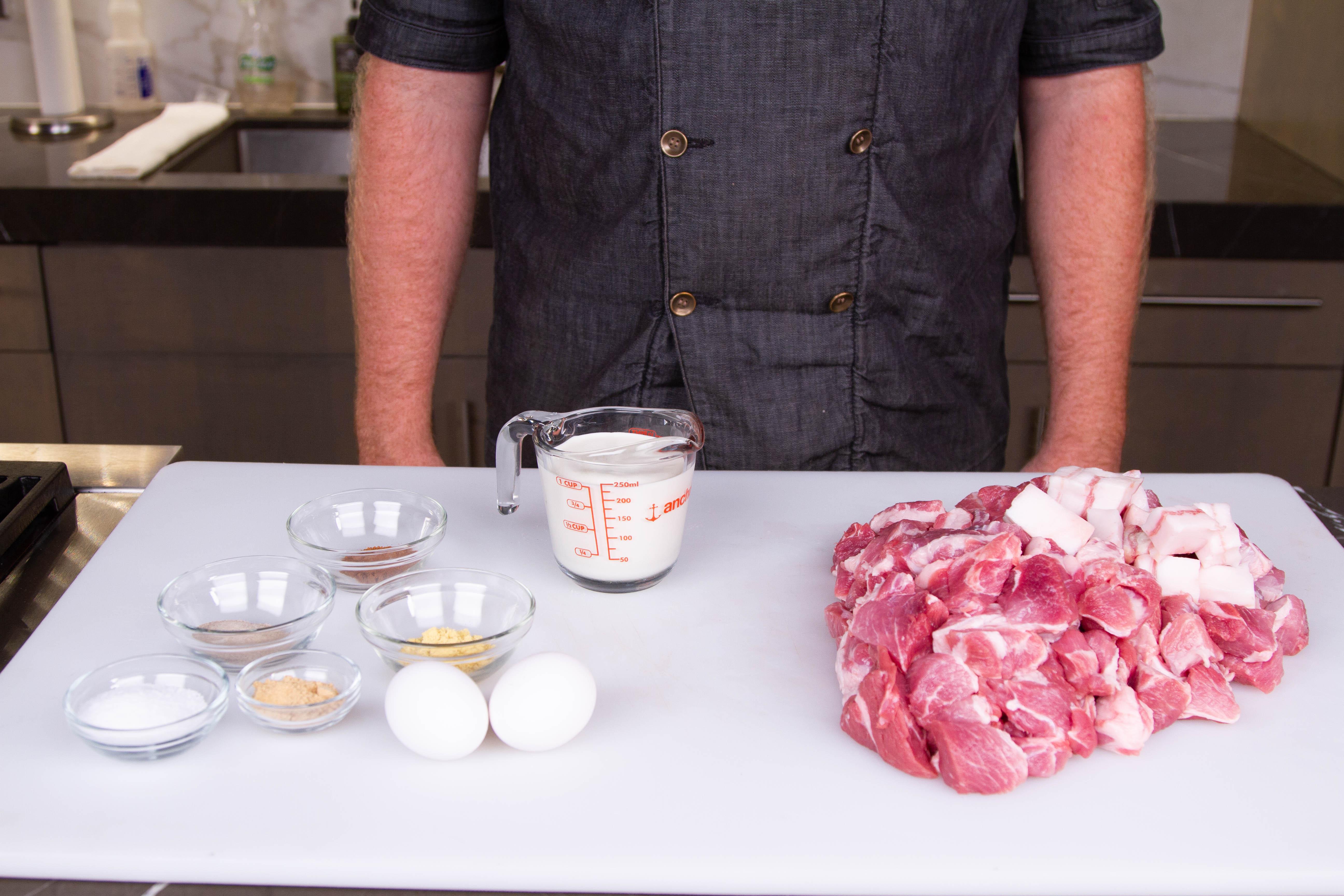 ... Homemade bratwurst recipe