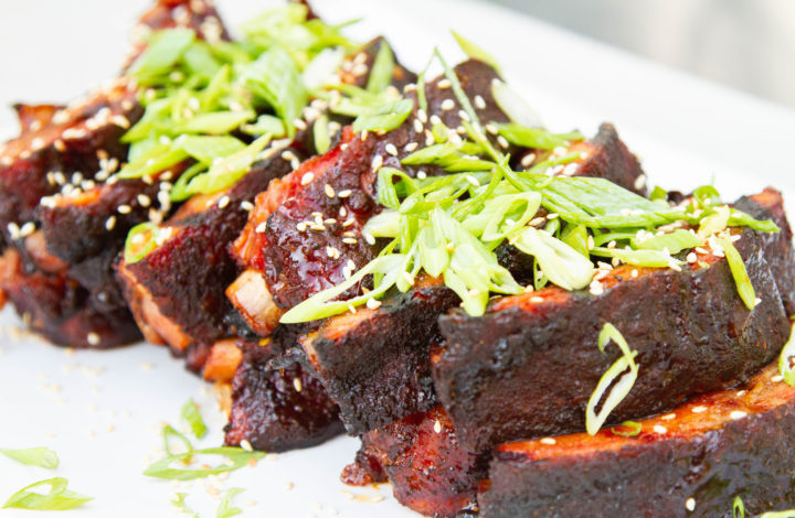 Smoked Asian Sticky Ribs Recipe and Thermal Pointers