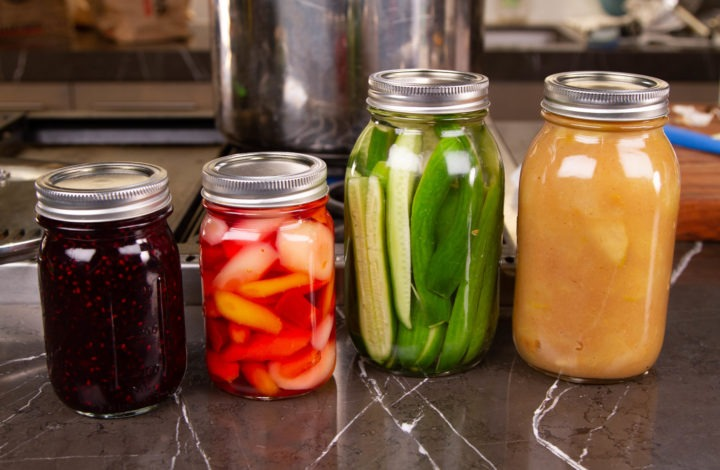 Canning Principles: Temperature, Time, and Acid