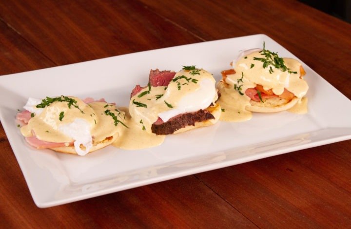 Eggs Benedict other ways