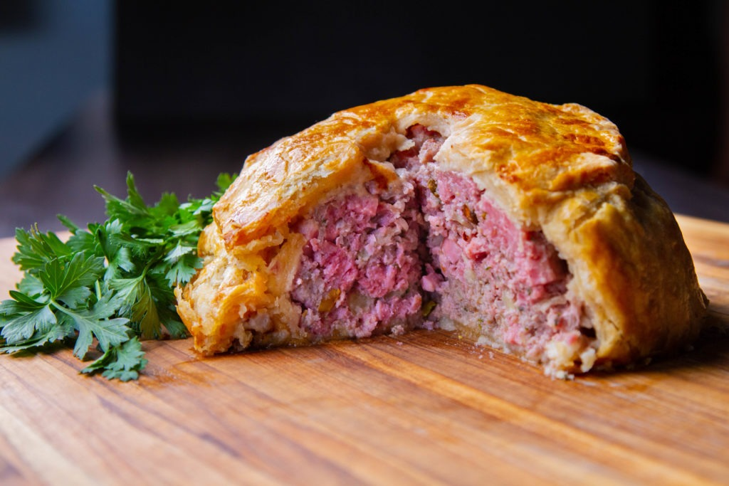 Traditional English Pork Pie recipe