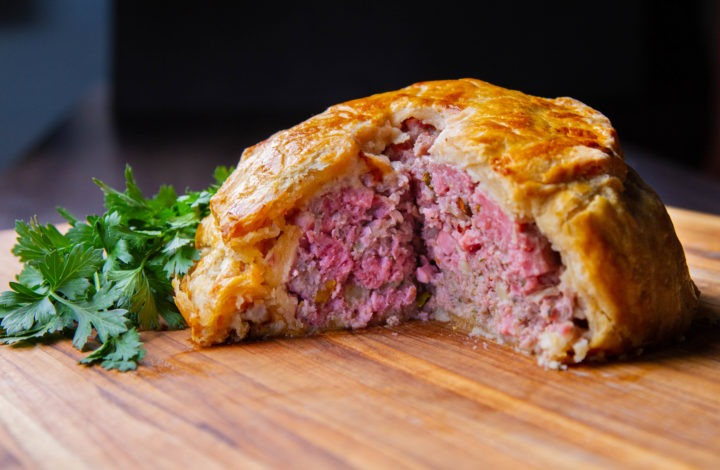 English Pork Pie: Important Temps and Recipe
