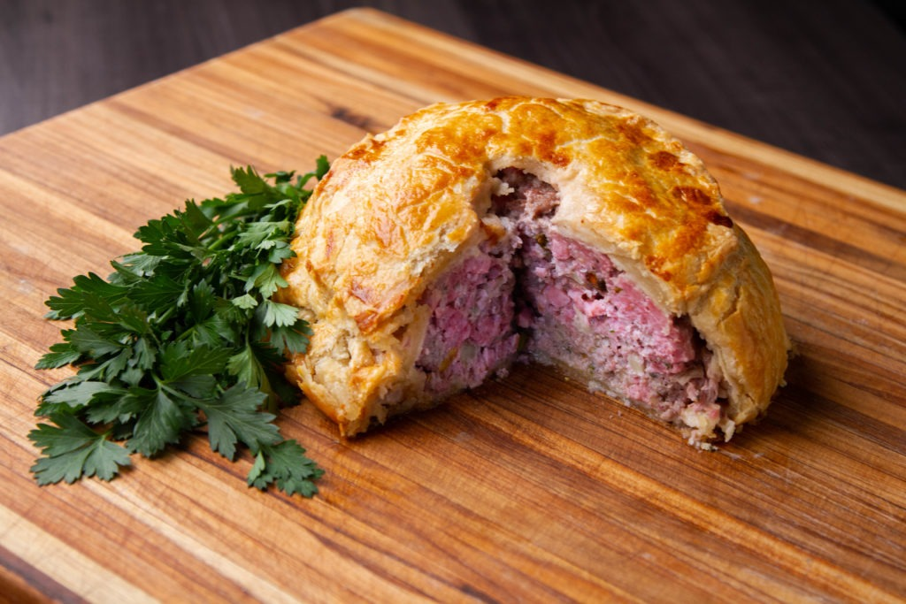 English pork pie recipe and thermal tips