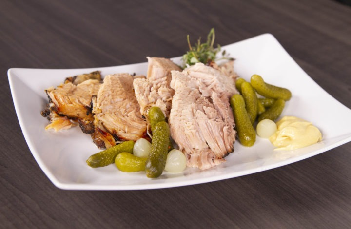 Slow Pork Roast Recipe: Skin on and Delicious