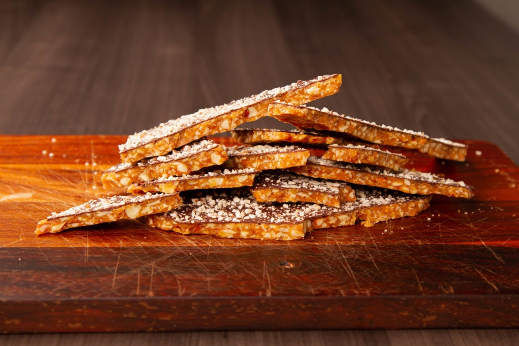 delicious English toffee recipe