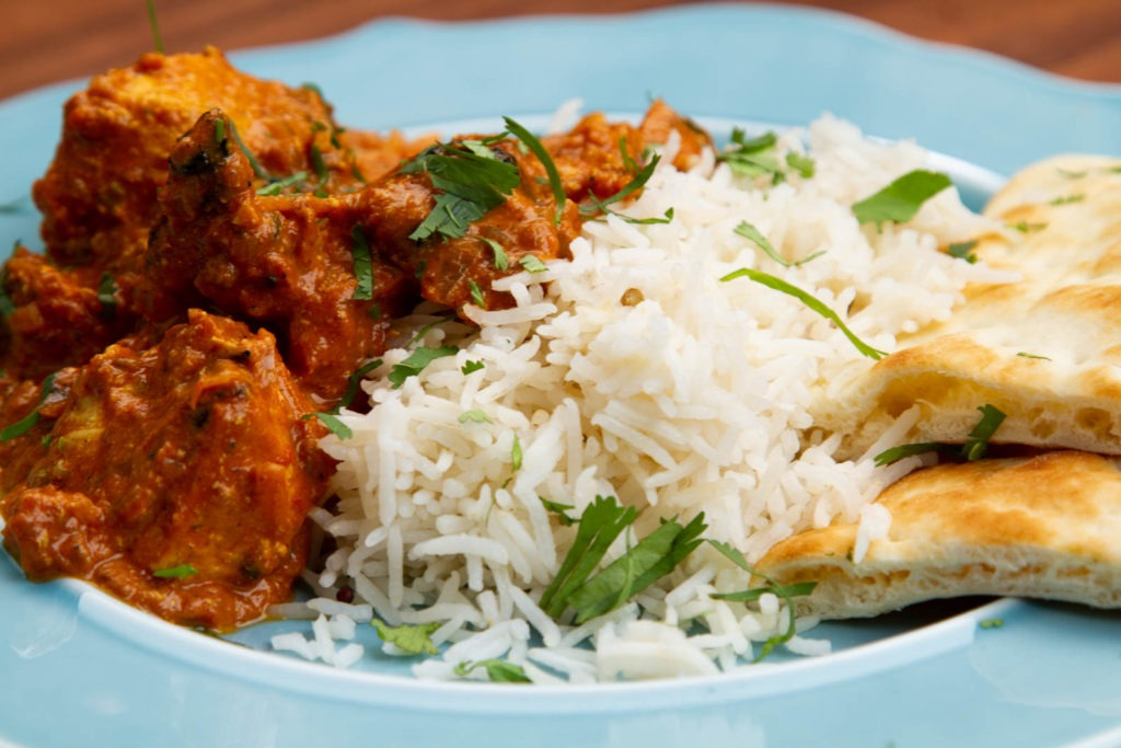 Chicken tikka masala recipe for your home grill