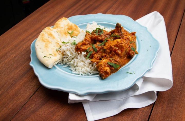Chicken Tikka Masala: High Temps for Flavor