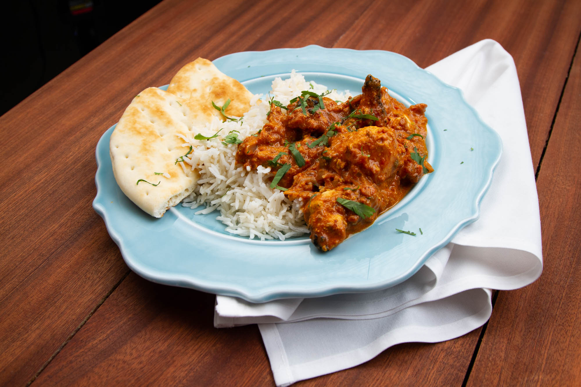 Chicken Tikka Masala High Temps For Flavor Thermoworks