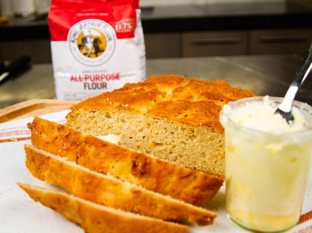 Irish soda bread recipe for St. Patty's Day
