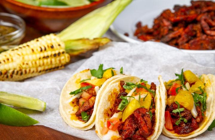 Tacos Al Pastor: Mexican Tacos with Temperature Advice