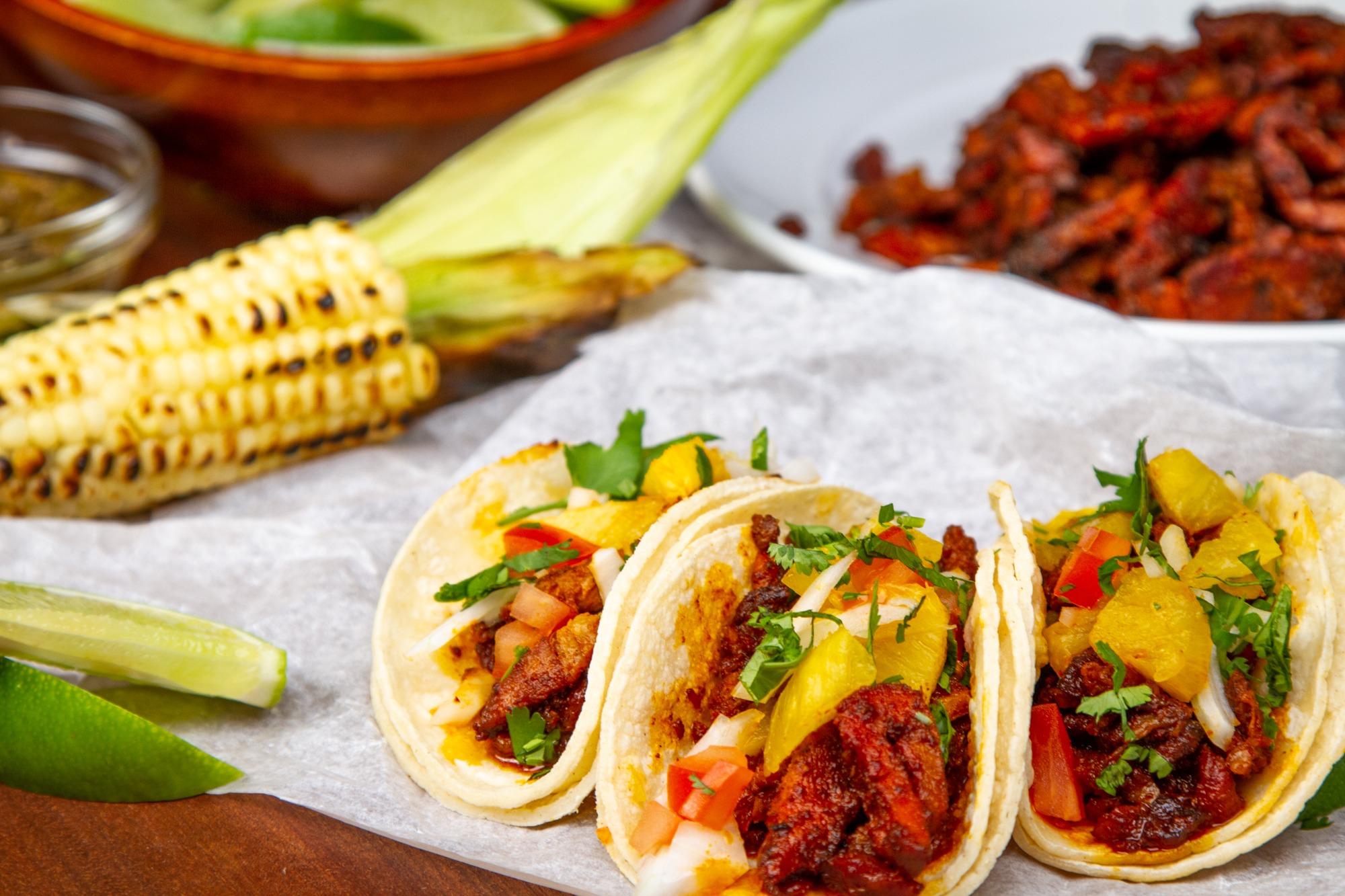 Tacos Al Pastor Recipe Authentic